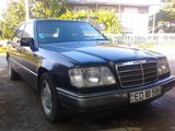 Mercedes Benz Series (W124) ,