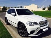.BMW X5 2011 модельного,  белый цвет